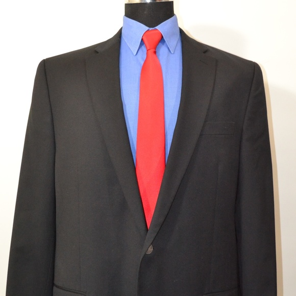 Michael Kors Other - Michael Kors 46XL Sport Coat Blazer Suit Jacket Bl